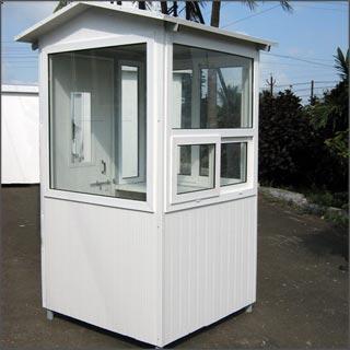 Sunbeam Portable Cabins Pvc Frp Cabins Guard Huts