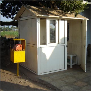 Sunbeam Portable Cabins Pvc Frp Cabins Telecom Shelters